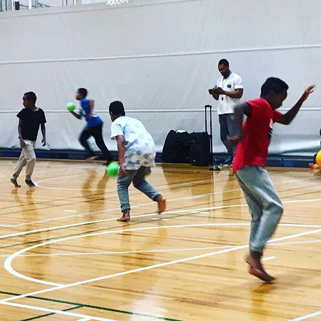 @09hhr leikit ja pelit. #malminpalloiluhalli nuorissa on tulevaisuus ja #09hhr tekee upeaa työtä ohjatessan näitä nuoria oikeille elämänpoluille 🏻#mph #nuoret #youth