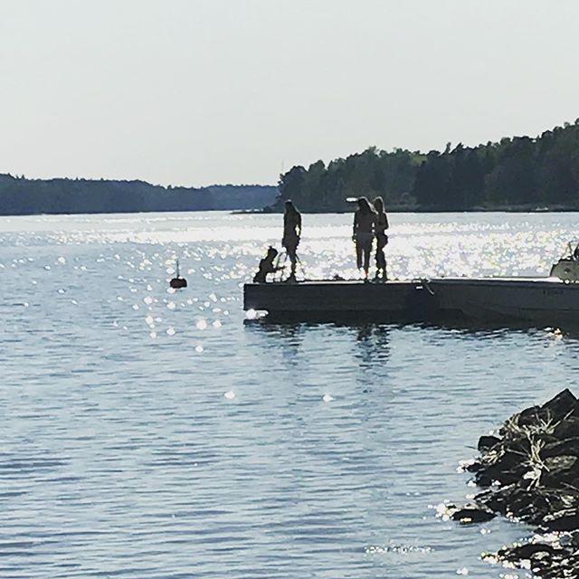 Se ois kesä hei! #kesä #summer #swim #pommillamereen